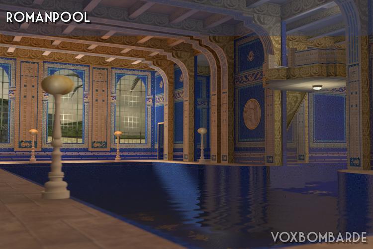 [Map] Roman Pool
