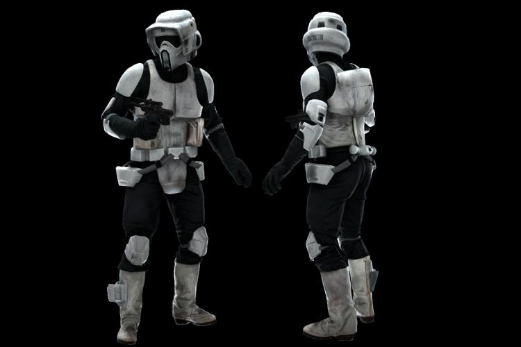 Battlefront(2015) Imperial Army Pack