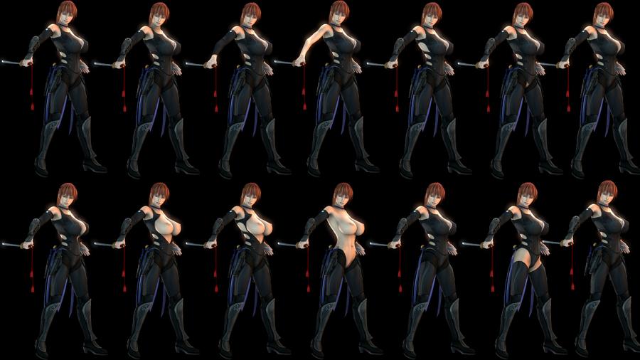Kasumi [DOA Fantasy]