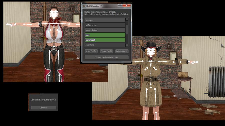Outfit Loader V2.2