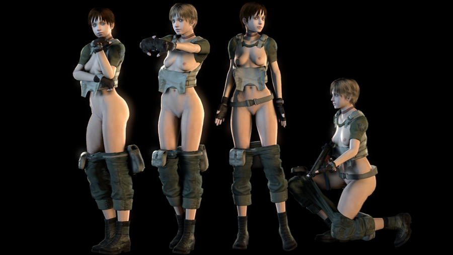 Rebecca Chambers 2016 (Resident Evil 5)