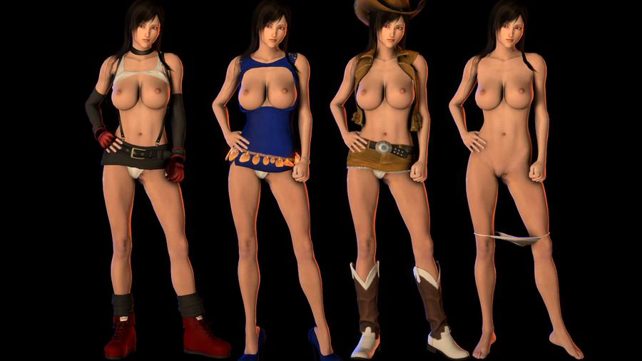 Tifa Lockhart [Kokoro Look-alike]