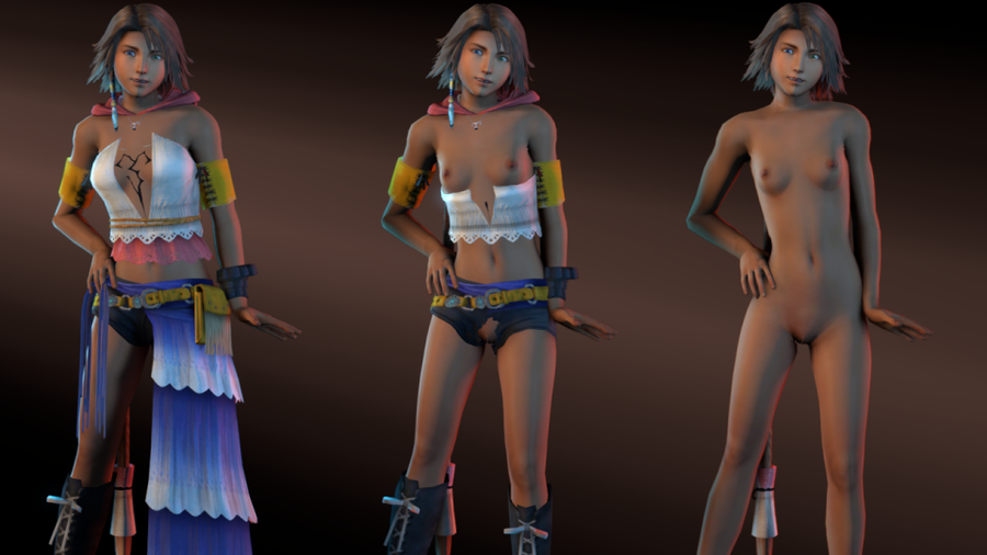 Yuna [Final Fantasy X-2] (v1.01)