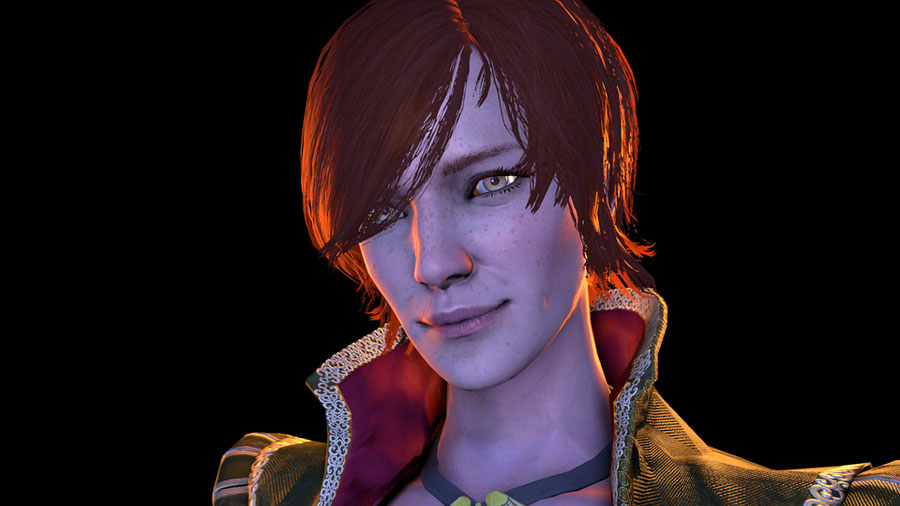 Shani (The Witcher)