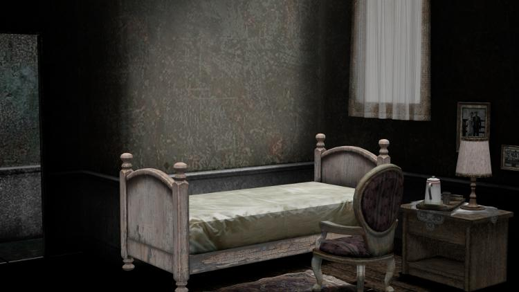 Silent hill 2 - Mary Bedroom