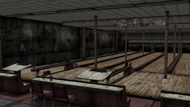 Silent Hill 2 - Bowling Alley