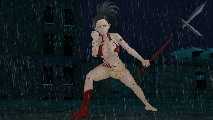 My Hero Academia: Momo Yaoyorozu V2 Pack