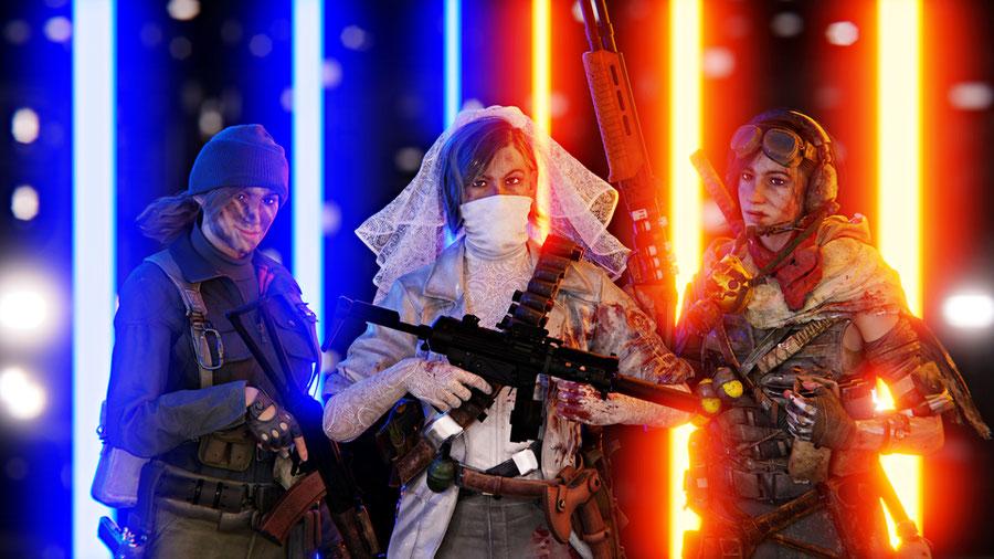 Samantha Maxis - CoD Black Ops Cold War