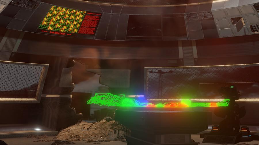 Starcraft Bunker Interior