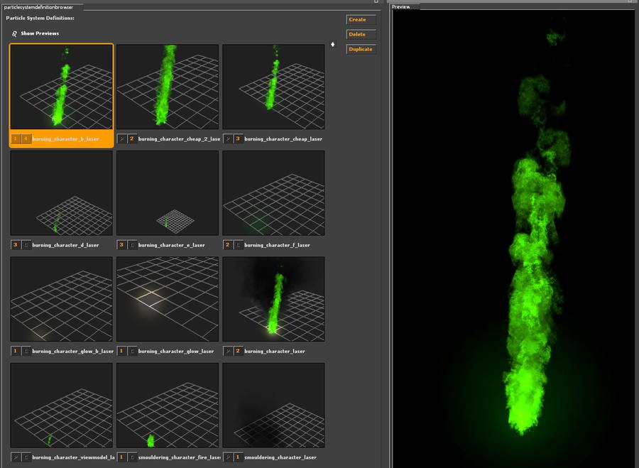 Revelations 2012 particles