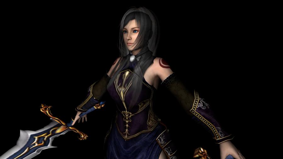 Shanoa (Castlevania Order of Ecclesia)