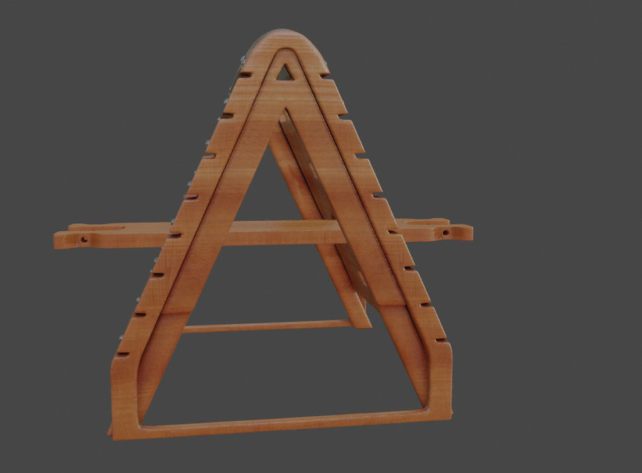 Wooden Horse Device