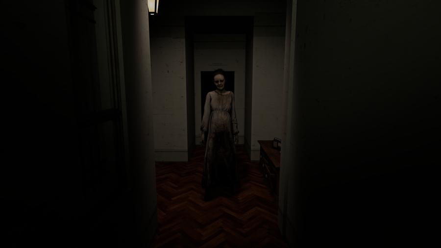 Lisa Silent Hills P.T.