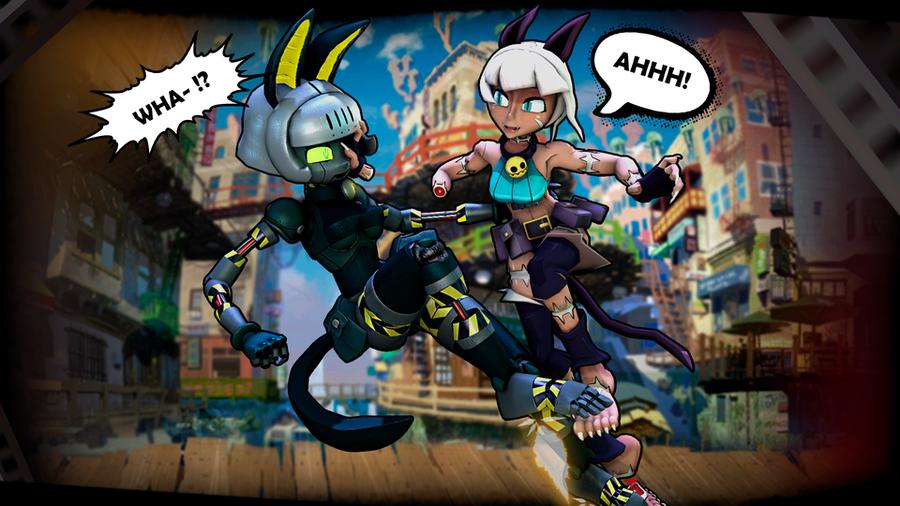 Skullgirls: Characters Pack