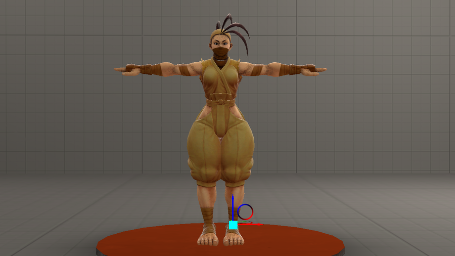Street Fighter: Ibuki