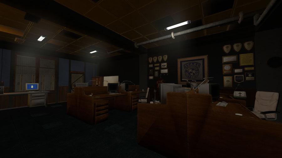 Stars Office Map