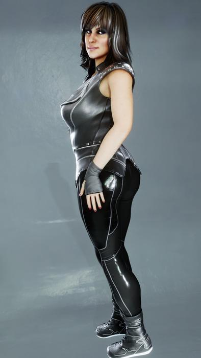 Stephanie WWE2k