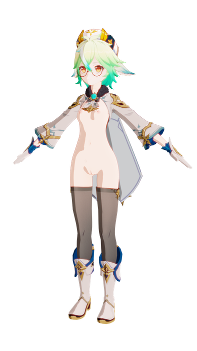 Sucrose [Genshin Impact] V 1.0