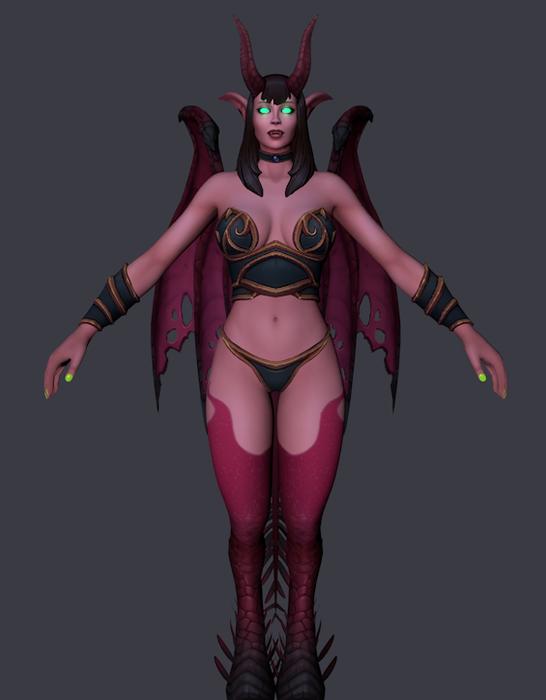 [Warcraft] Succubus