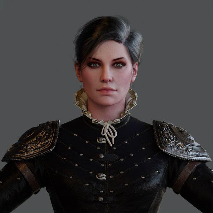 Sylvia Anna (Syanna) [The Witcher 3]
