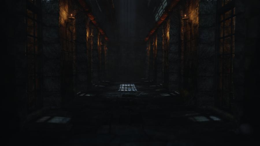 Prison dungeon