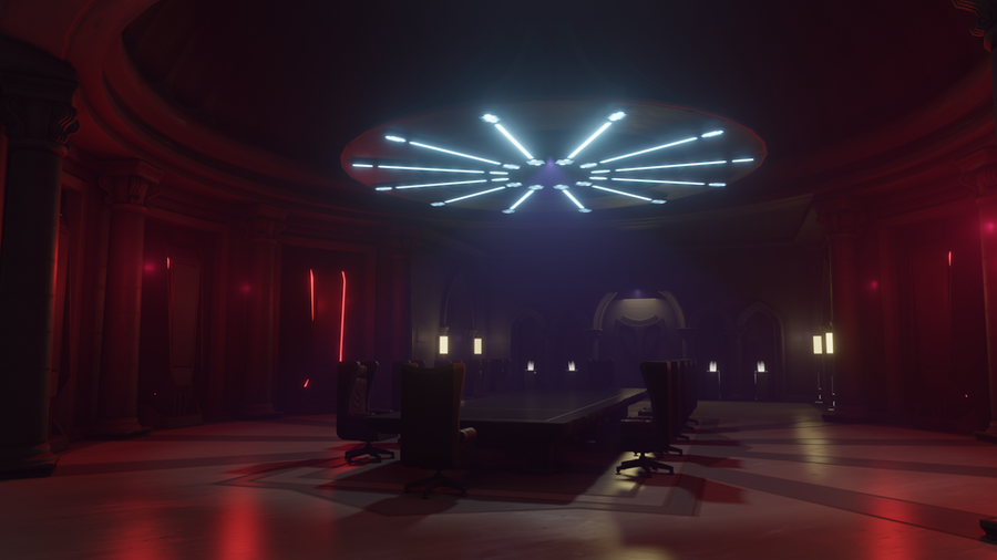 Rialto - Talon Meeting Room