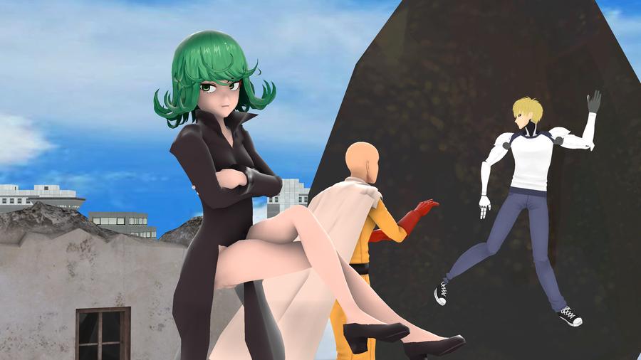 One Punch-Man: Tatsumaki