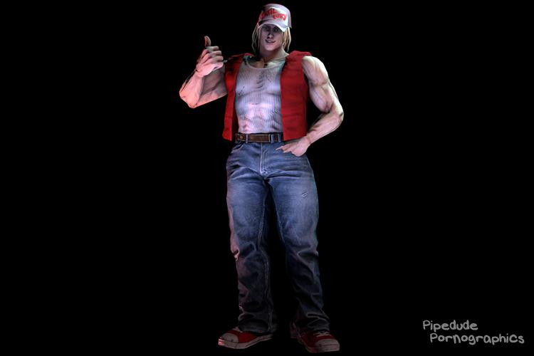 [Fatal Fury / King of Fighters] Terry Bogard