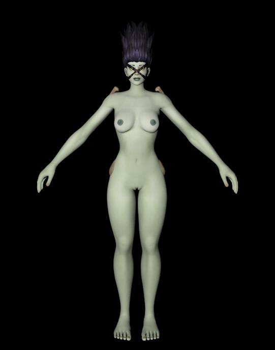 [Warcraft] Forsaken Female