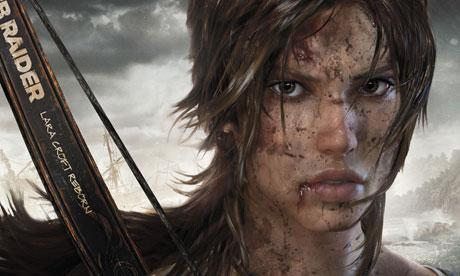 Tomb Raider 2013 Lara Croft Vocals