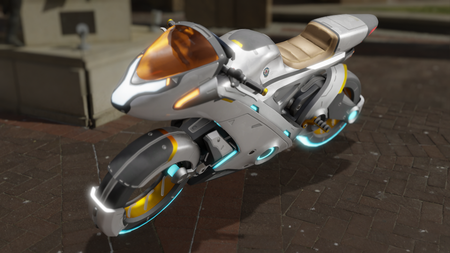 Tracer's Light Cycle