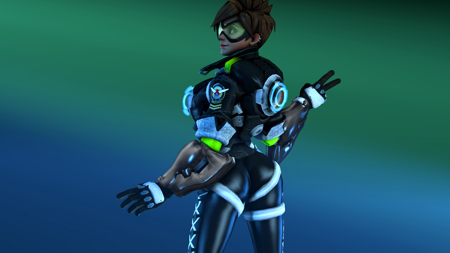 Overwatch - Tracer