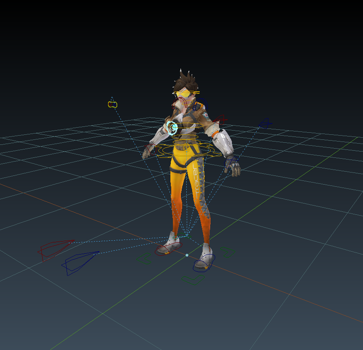 [Overwatch] Default Tracer for Blender - Cycles (2.79 needed)