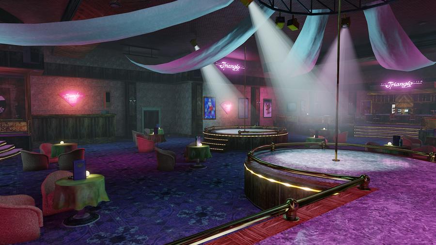 GTA IV - The Triangle Club
