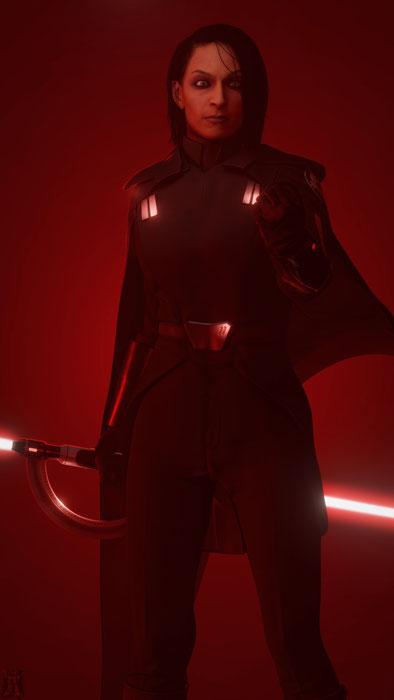 Trilla Suduri - Jedi Fallen Order