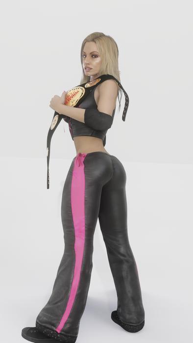 Trish - WWE2k