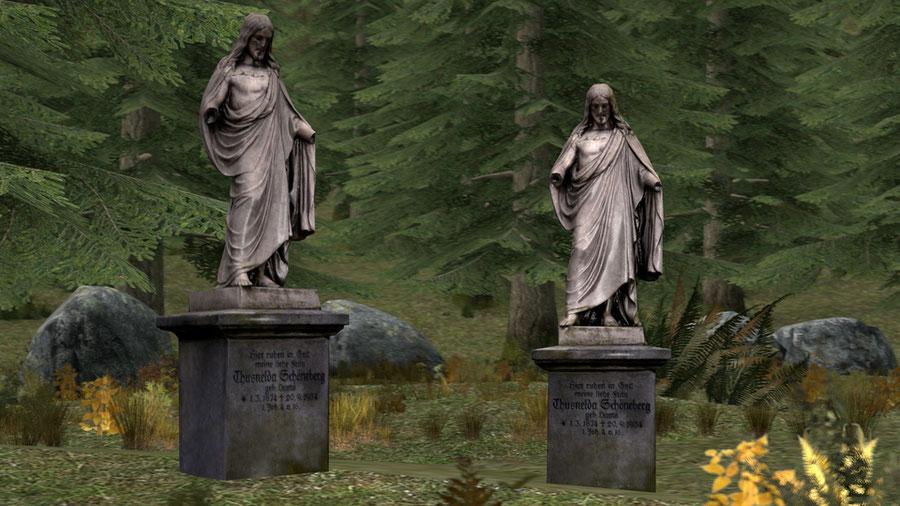 [SFM] Jesus Statue