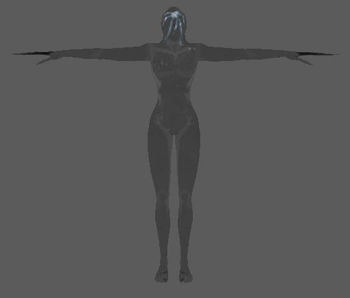 Demon's Souls - Shadow Woman