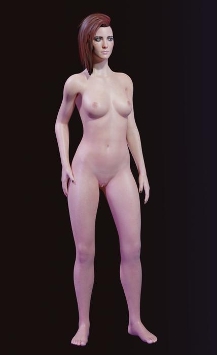 E3 Valerie - Cyberpunk 2077