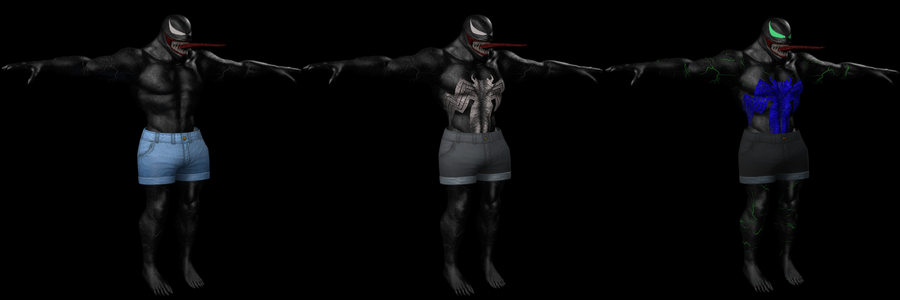Male/Female Venom