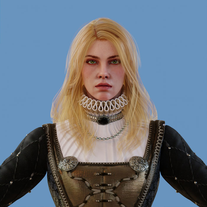 Vivienne [The Witcher 3]