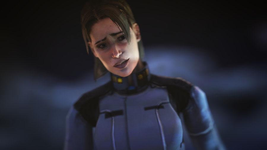 Halo 3 - Miranda Keyes