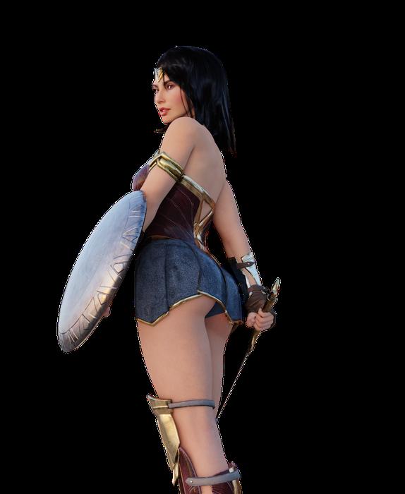 Diana Prince (Wonder Woman) - DC