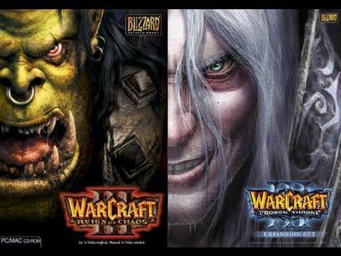 Warcraft 3 sounds