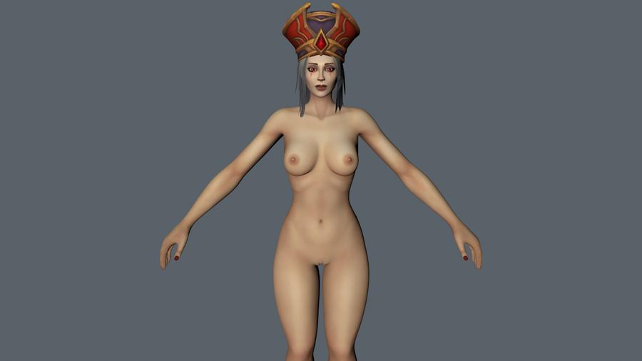 [Warcraft] Nibeya OC Pack