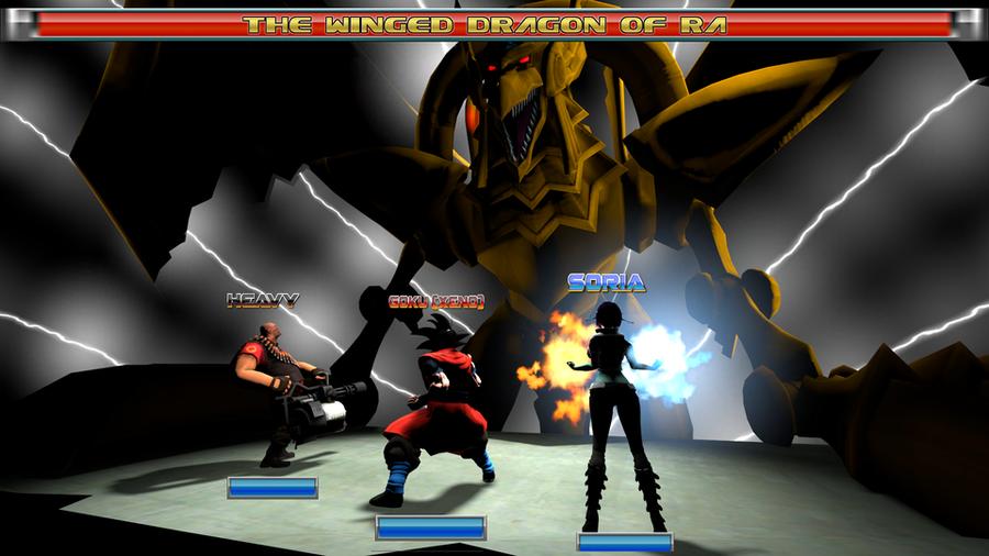 Yu-Gi-Oh! - The Winged Dragon of Ra