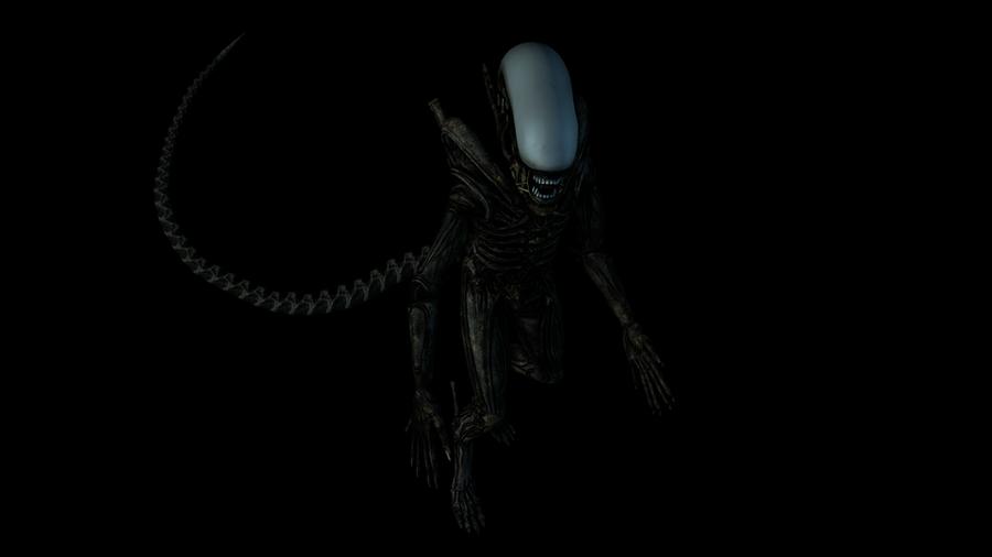 Xenomorph Alien Isolation