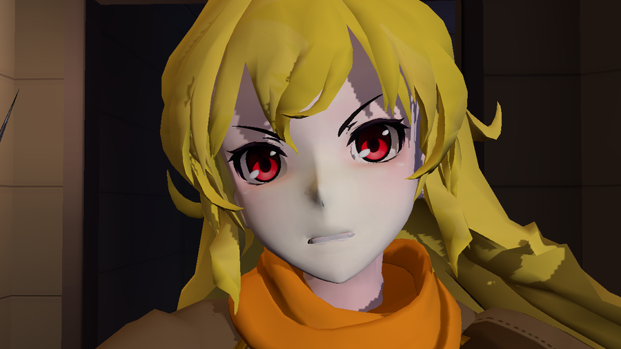 Yang Xiao Long - RWBY Grimm Eclipse