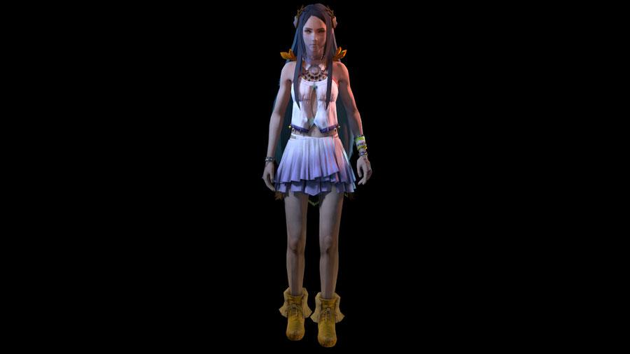 Paddra Nsu-Yeul - Final Fantasy XIII.