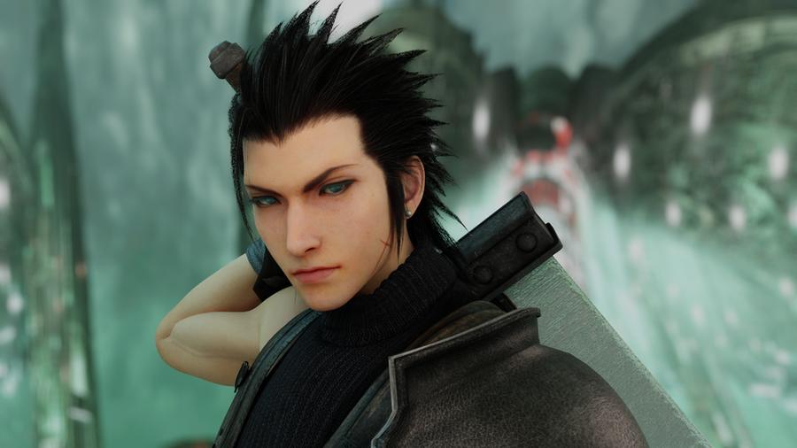 Zack Fair [Final Fantasy 7 Remake]